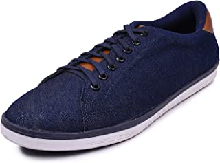 Andrew Scott Men's Canvas Sneaker