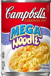 Best campbell's mega noodle soup Reviews