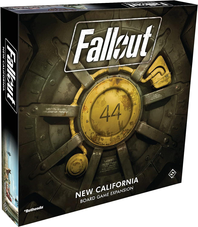 Fallout: New cheap California Max 50% OFF