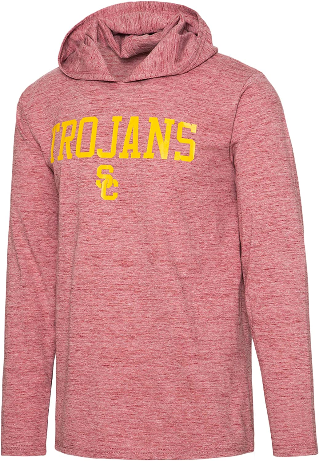 University of Southern California Authentic Apparel Mens University of Southern California Zophar Hooded T-Shirt