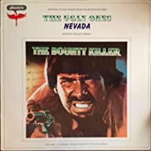The Bounty Killer(The Ugly Ones)/Nevada, Volume 11: Original Soundtracks by Stelvio Cipriani, Limited Re-mastered #315 out of 1000 copies.