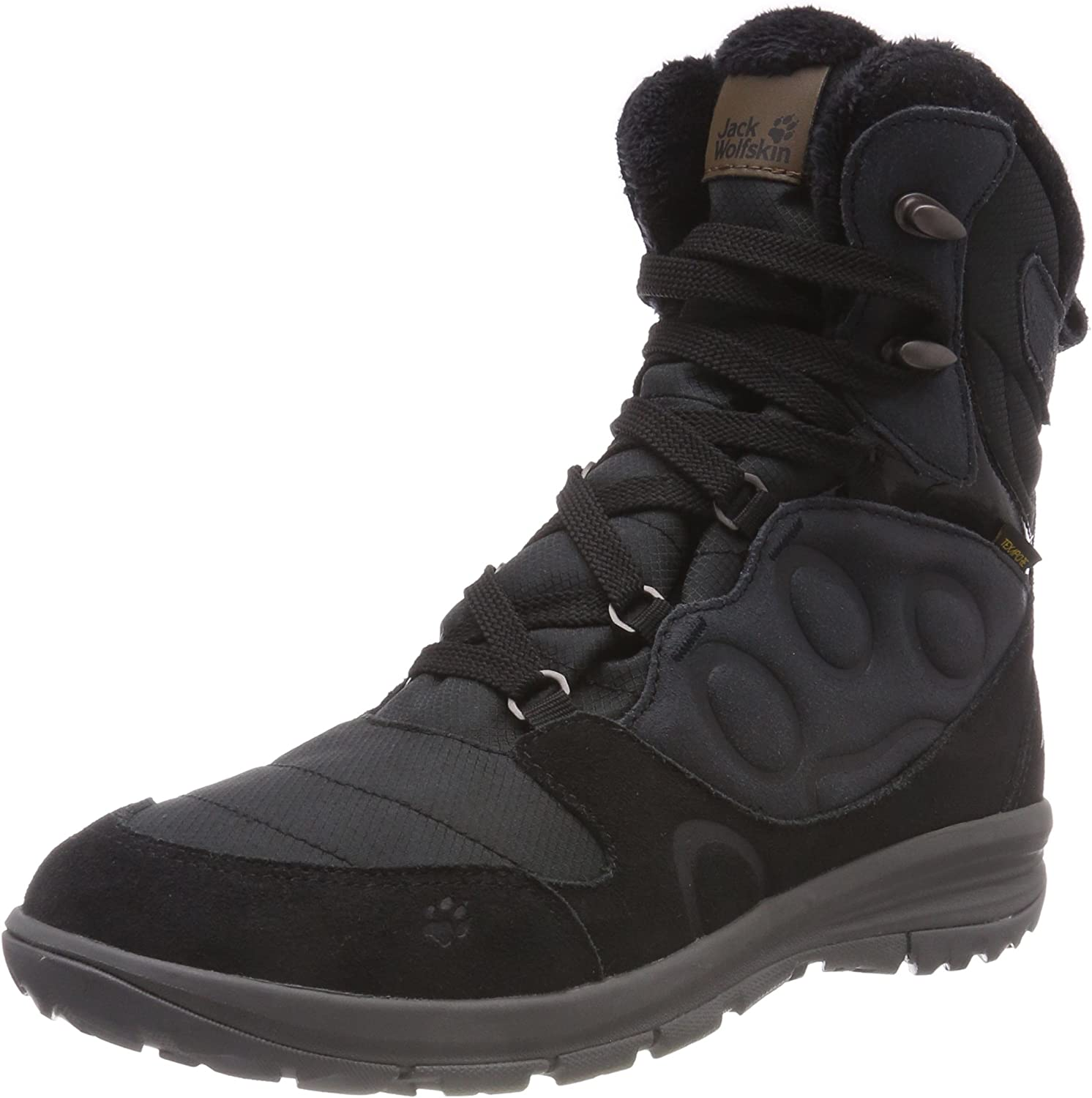 Jack Wolfskin Vancouver Texapore High W Women's Waterproof -4°f Insulated Casual Winter Boot Snow