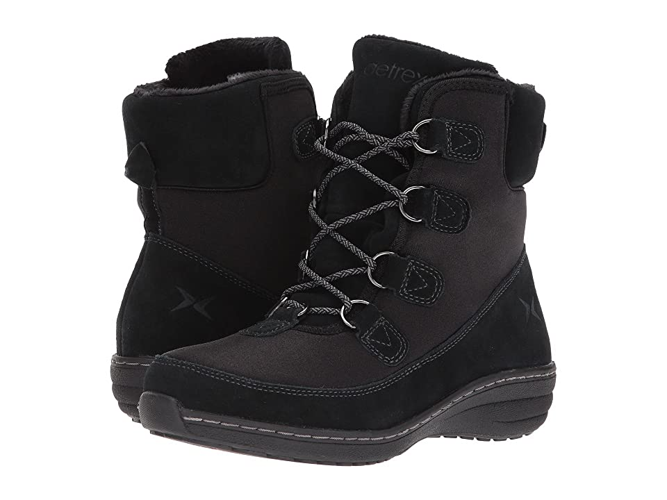 Aetrex Berries Padded Boot (Blackberry) Women