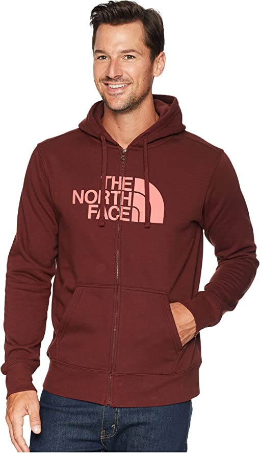 The krestwood full zip sweater biking, The North Face, Red | 6pm