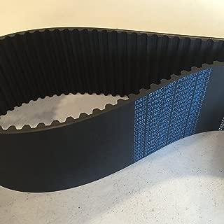 D&D PowerDrive 207-3M-06 Timing Belt, 3M, 207 mL Length, Rubber
