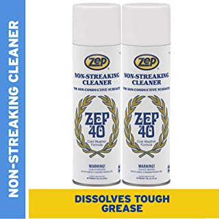 Zep 40 Non-Streaking Cleaner 18 Ounces (Case of 2)