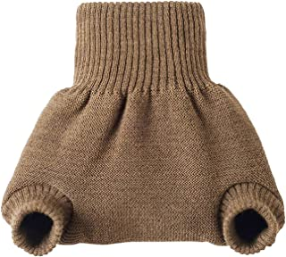 Disana Organic Merino Wool Cover (98/104 (2-3 Years), Hazelnut