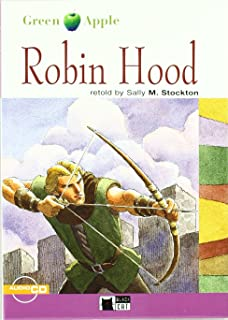 Robin Hood+cd N/e (exit) (Black Cat. Green Apple)