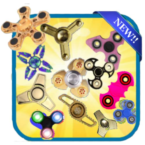 MY Super Hand Spinner Pro (New) 2018