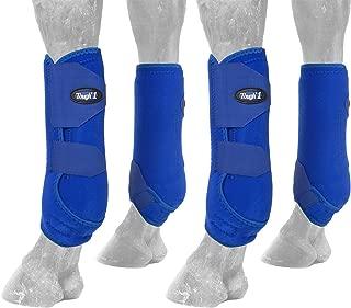 Best royal blue splint boots Reviews