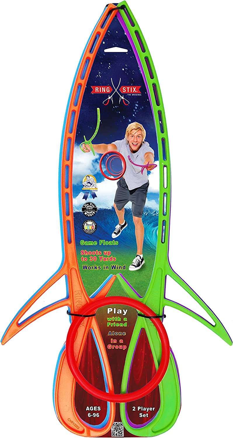 RingStix Lite-The Most Fun Indoor Outdoor High material Games Long-awaited or Beach fo Lawn