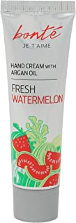BONTE crema de manos sandia con aceite de argán tubo 30 ml