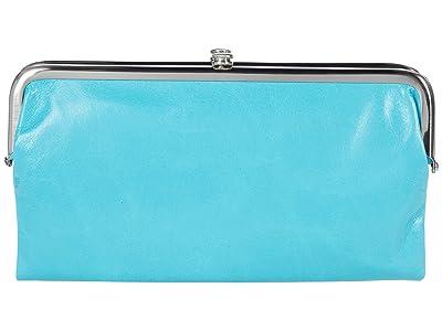 Hobo Lauren (Aqua) Clutch Handbags