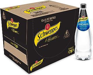 Schweppes Lemonade Soft Drink, 12 x 1.1L
