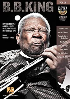 B.B. King - Guitar Play-Along Volume 35