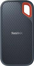 SanDisk Extreme Portable SSD externe SSD 500 GB (externe Festplatte mit SSD Technologie 2,5 Zoll, 550 MB/s Übertragungsrat...