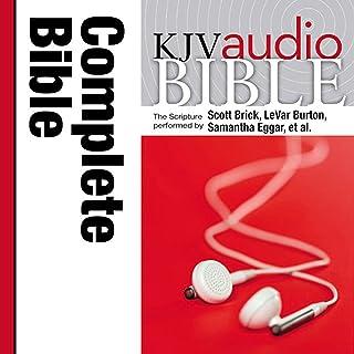 Pure Voice Audio Bible – King James Version, KJV: Complete Bible: Holy Bible, King..