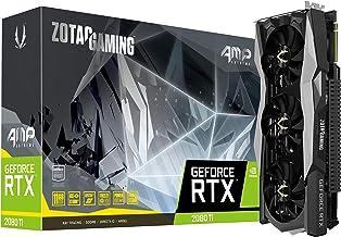 Zotac ZT-T20810B-10P - Tarjeta gráfica (GeForce RTX 2080 Ti, 11 GB, GDDR6, 352 bit, 4096 x 2160 Pixeles, PCI Express 3.0)
