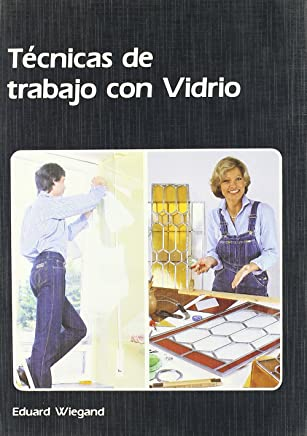 Tecnicas de trabajo con vidrio / Glass Working Techniques (Spanish Edition)