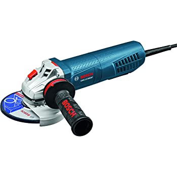 Bosch GWS13-50VSP 5 In. Angle Grinder Variable Speed with Paddle Switch