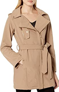 Jessica Simpson Womens Fashion Outerwear Jacket Down Alternative Coat