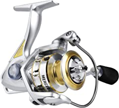 RUNCL Spinning Fishing Reel Merced, Spinning Reel – 10+1 HPCR Ball Bearings,..