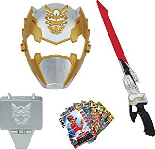 Power Rangers Megaforce Robo Knight Power Ranger Training Set