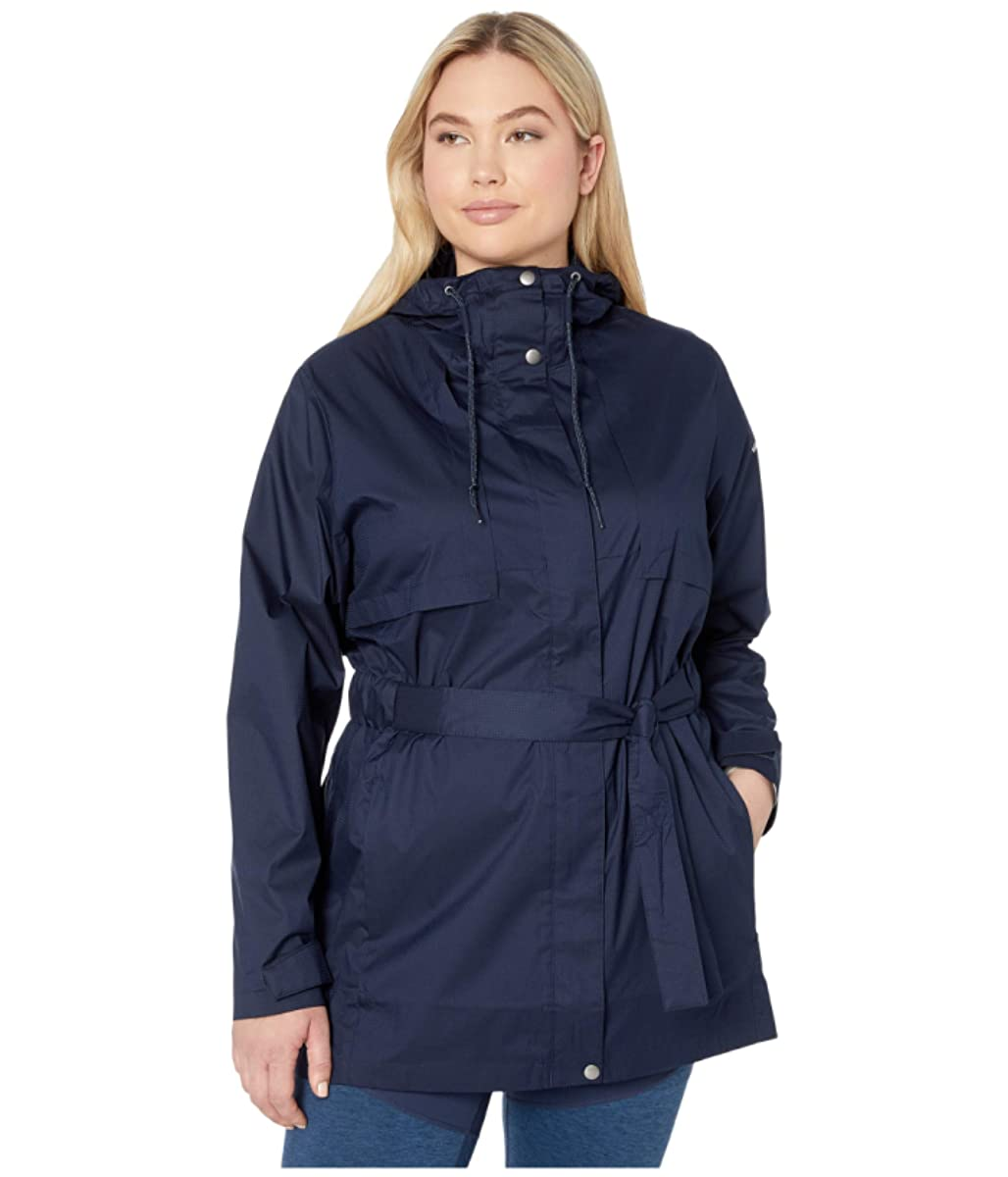 Columbia Plus Size Pardon My Trench™ Rain Jacket (9155364811423)