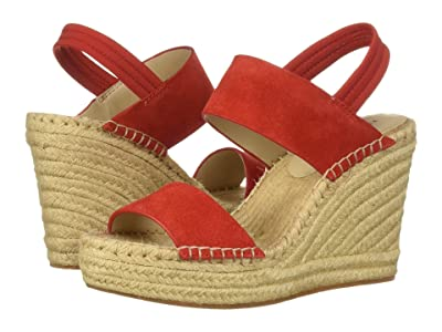 Kenneth Cole New York Olivia Simple Espadrille (Fuego Suede) Women