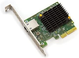 Aquantia Aqtion 10G Pro Nic、Pcie 3.0およびRj-45(Aqn-107)を備えた5スピードイーサネットネットワークアダプタ