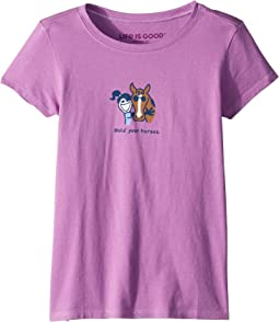 Hold Your Horses Crusher™ Tee (Little Kids/Big Kids)