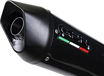 Gpr Ya 7 Fuca Straße Yamaha N Max 125 2017 Homologiert Full Auspuff System Mit Katalysator Auto