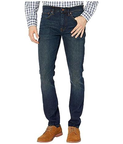J.Crew 250 Skinny-Fit Stretch On Demand Jeans in Dark Worn-In Wash (Dark Worn-in Wash) Men