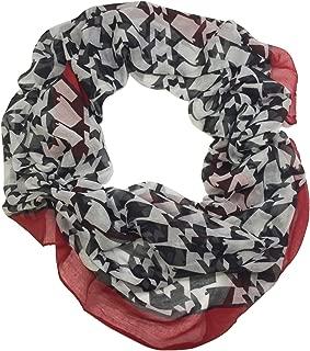 alabama scarves houndstooth