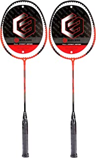 Endless AR Series Strung Badminton Racquet, Set of 2, Grip Size G4