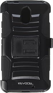 Droid Turbo 2 Case, Evocel [Generation Series] Belt Clip Holster, Kickstand, HD Screen..