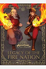 Avatar: The Last Airbender: Legacy of The Fire Nation Hardcover