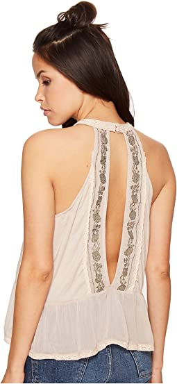 Daniela Embroidered Tank Top