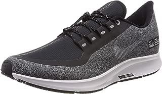Air Zoom Pegasus 35 Shield Women's Running Shoe, Black, Size 10.0