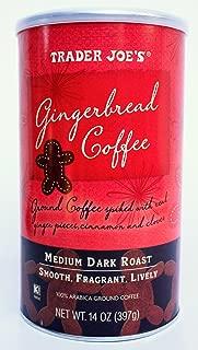 Trader Joe's Gingerbread Coffee - 14oz (397g)