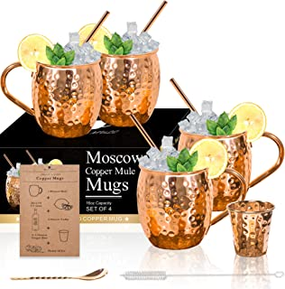 Rum For Moscow Mule