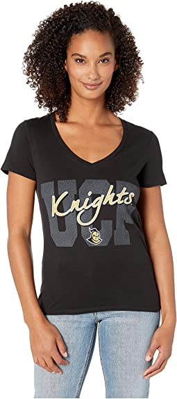 UCF Knights University V-Neck Tee