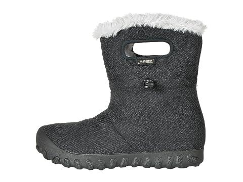 BlackCharcoal Wool Wool B B BlackCharcoal Bogs Moc Bogs Moc 0OTA8