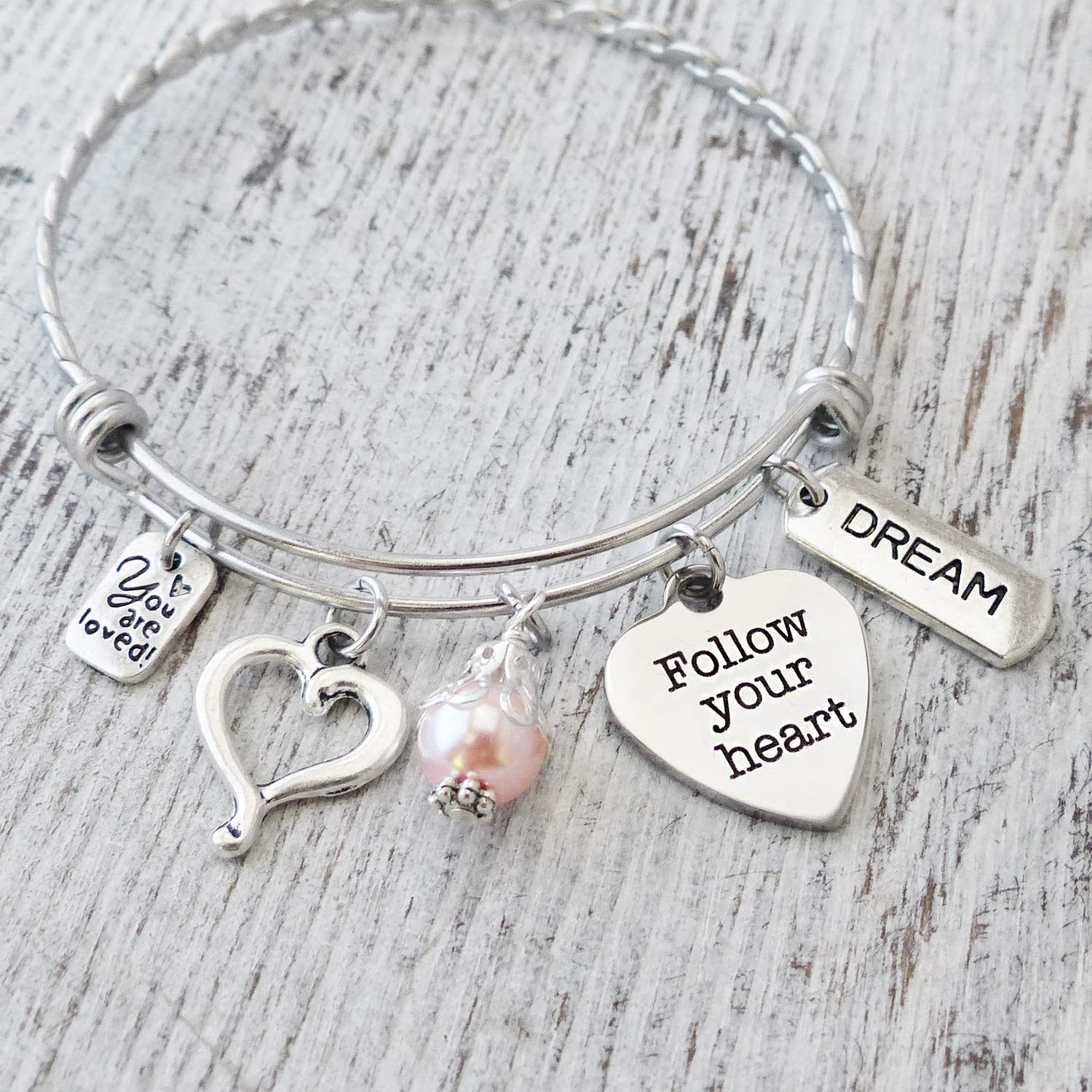 Cash special price Follow Sale SALE% OFF Your Heart Gift Dream Bracelet Birthday for Friend
