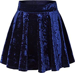 7775973003634e Amazon.fr : bleu marine - Jupes / Femme : Vêtements