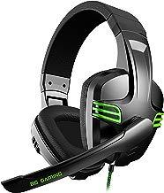 BG Typhoon - BG-AUD08 - Auriculares Gaming con Micrófono, Estéreo, Color Negro