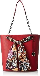 Diana Korr Women's Handbag (Red) (DK26HRED)