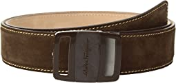 Salvatore Ferragamo - Vara Buckle Belt - 679775