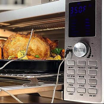 NUWAVE BRAVO XL Air Fryer Toaster Oven