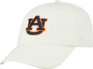 Top of the World NCAA Men's Hat Adjustable Relaxed Fit White Icon